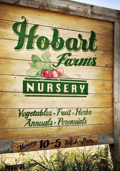 Hobart Farms Nursery