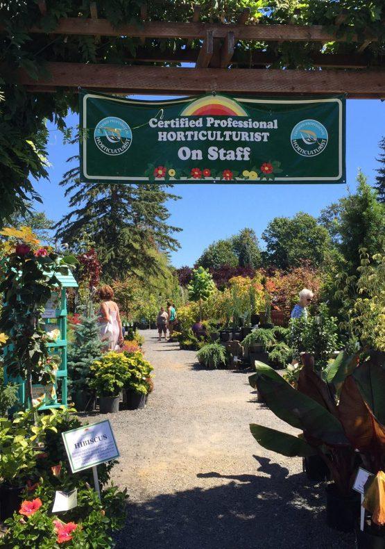 Sunnyside Nursery, Inc.